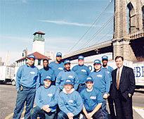 Business Relocation Services - Team in Manhattan, New York.