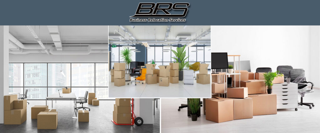 Office movers relocation services BRS move