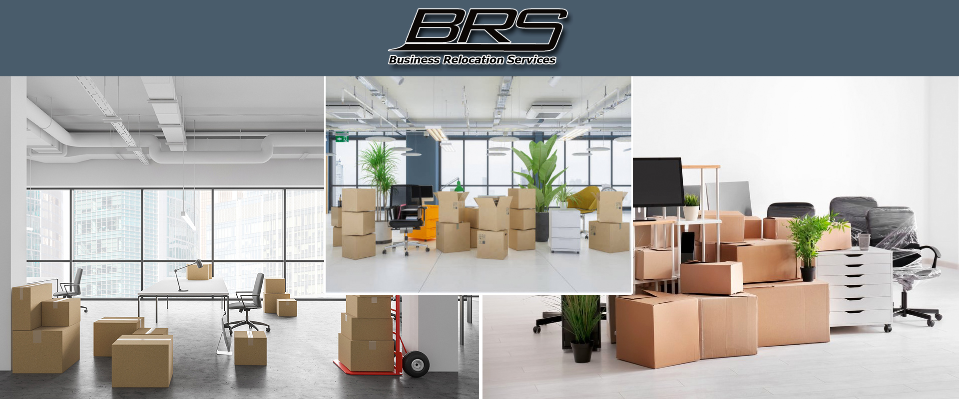 Office relocation services BRS move