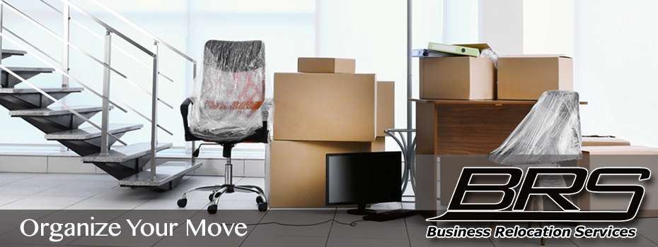 Organize your office move Business relocation services