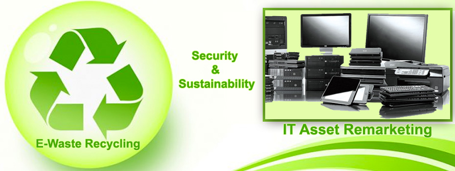 IT Recycling Security and Sustainability