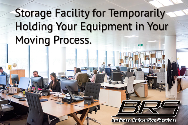 Storage facility in your moving process