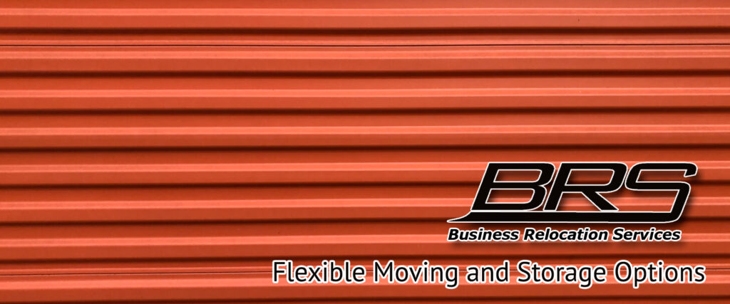 BRS moving and storage company