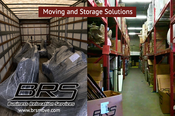 BRS moving and storage solutions