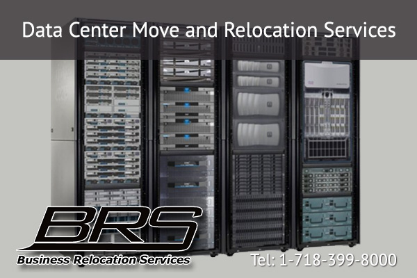 Data center and relocation services BRSmove