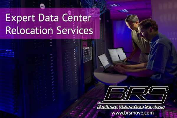 Expert data center relocations BRSmove