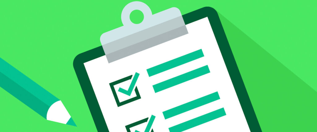 Moving and storage company Checklist
