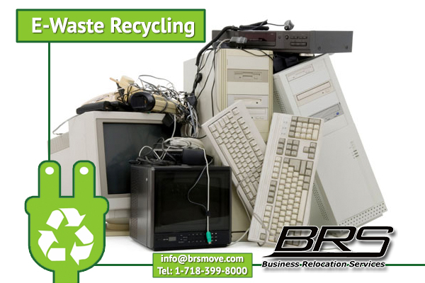 E waste recycling services brsmove