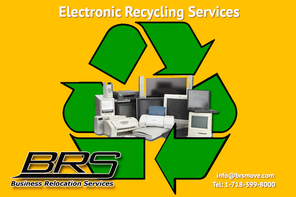 Electronic recycling services brsmove