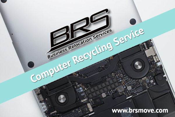 computer recycling service brs move